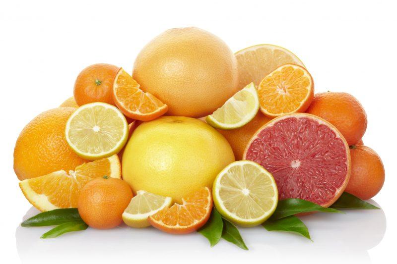 trai cay giau vitamin